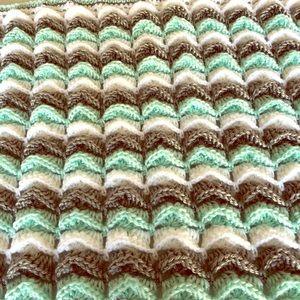 3d baby blanket.